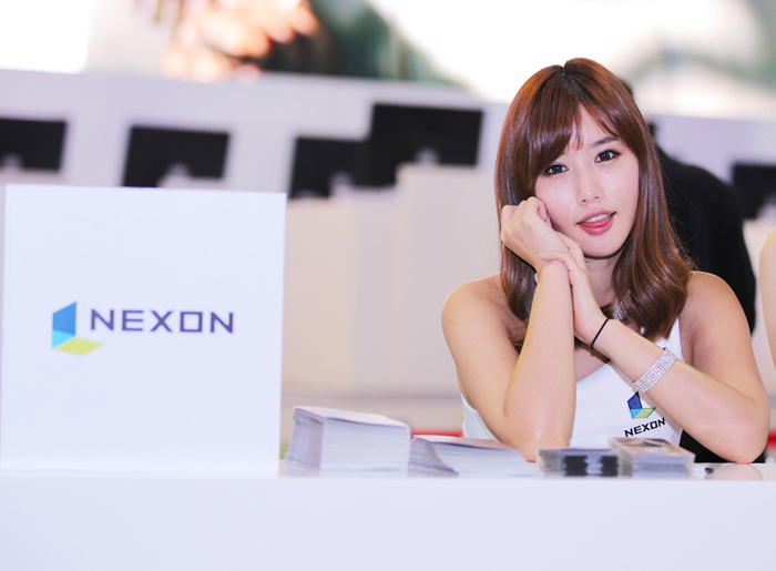 Showgirl G-star 2012: Song Ji Na - Ảnh 3