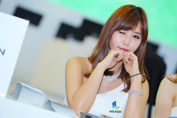 Showgirl G-star 2012: Song Ji Na - Ảnh 5