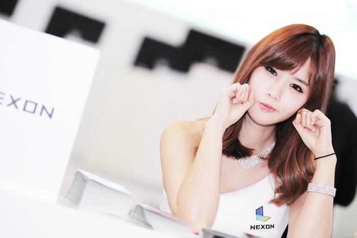 Showgirl G-star 2012: Song Ji Na - Ảnh 8