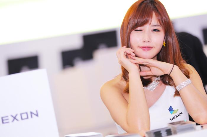 Showgirl G-star 2012: Song Ji Na - Ảnh 9