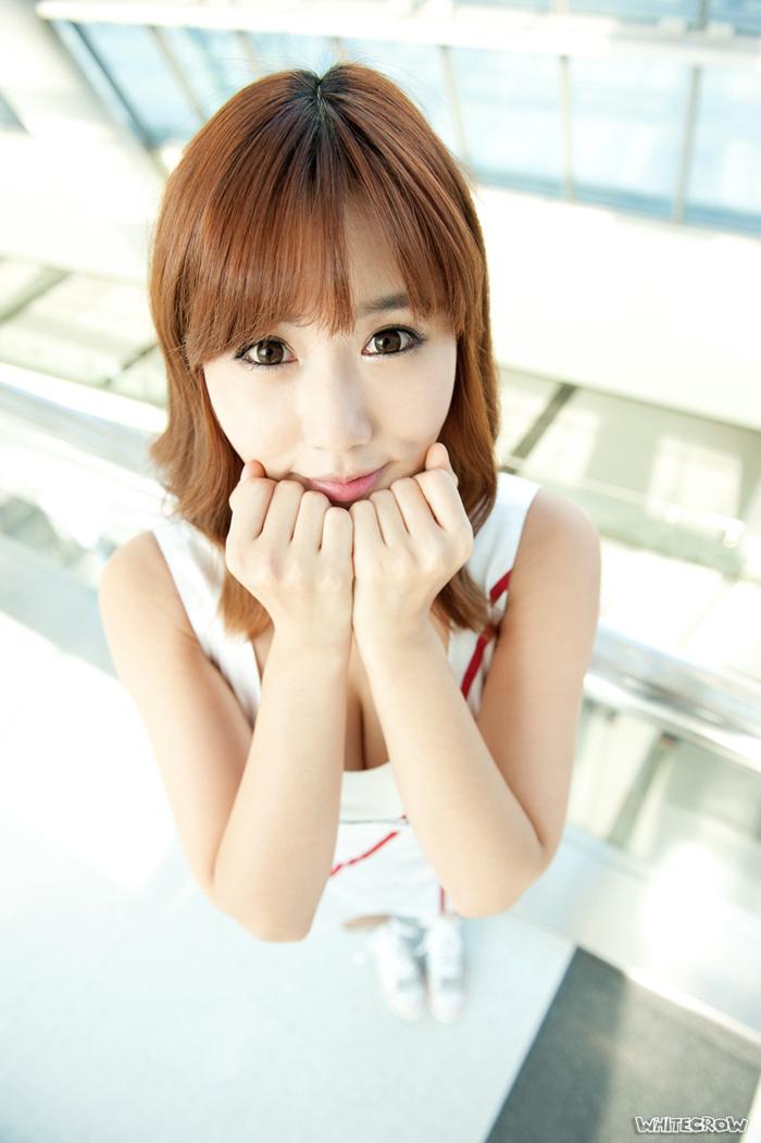 Showgirl G-star 2012: Song Ji Na - Ảnh 15