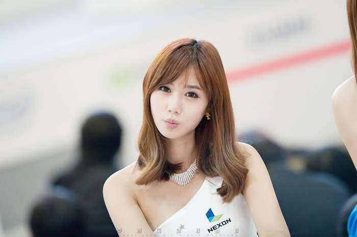 Showgirl G-star 2012: Song Ji Na - Ảnh 41