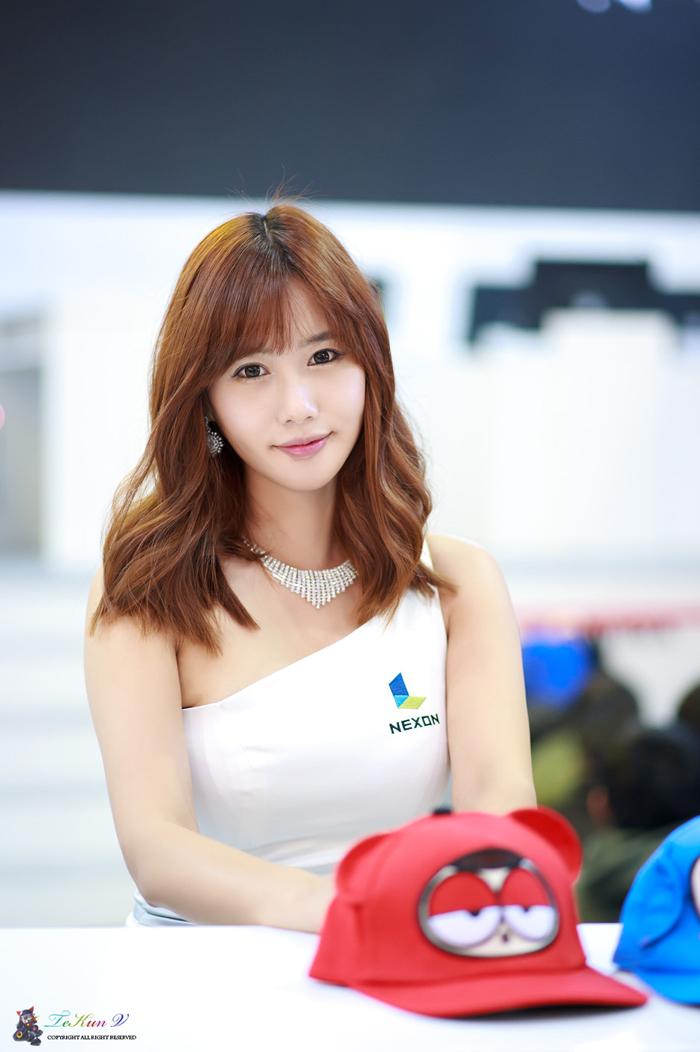 Showgirl G-star 2012: Song Ji Na - Ảnh 42