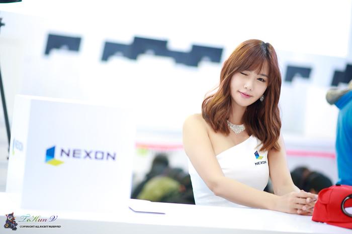 Showgirl G-star 2012: Song Ji Na - Ảnh 44