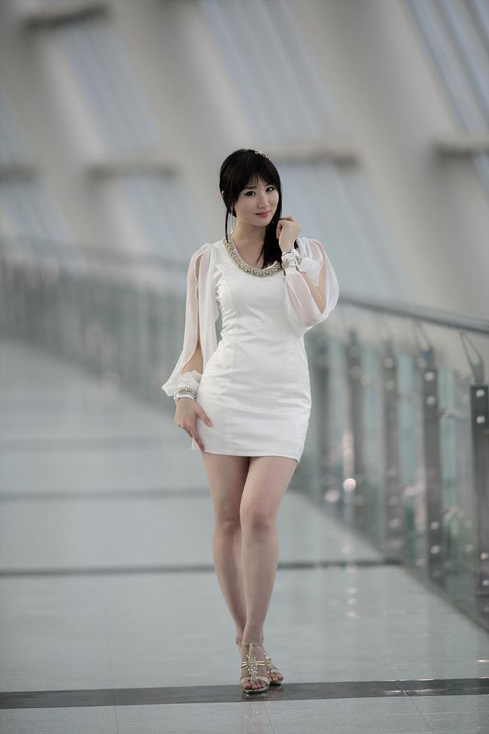 Showgirl G-star 2012: Yeon Da Bin - Ảnh 4