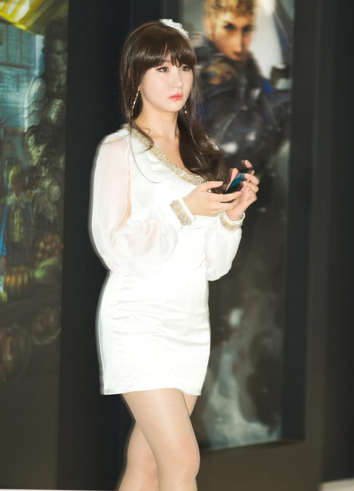 Showgirl G-star 2012: Yeon Da Bin - Ảnh 8