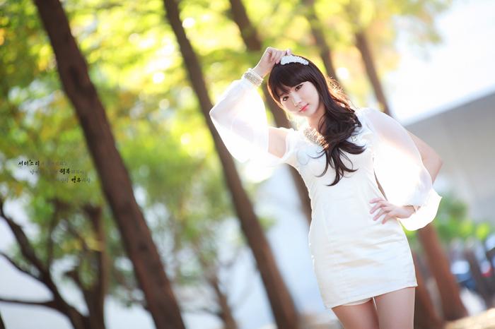 Showgirl G-star 2012: Yeon Da Bin - Ảnh 11