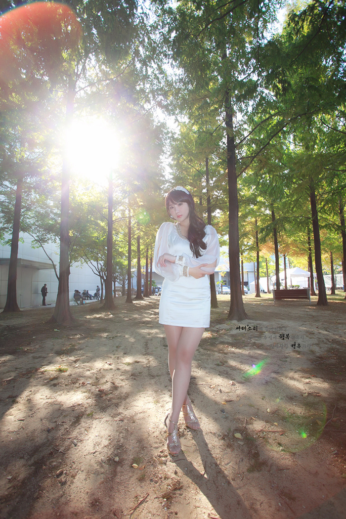 Showgirl G-star 2012: Yeon Da Bin - Ảnh 12