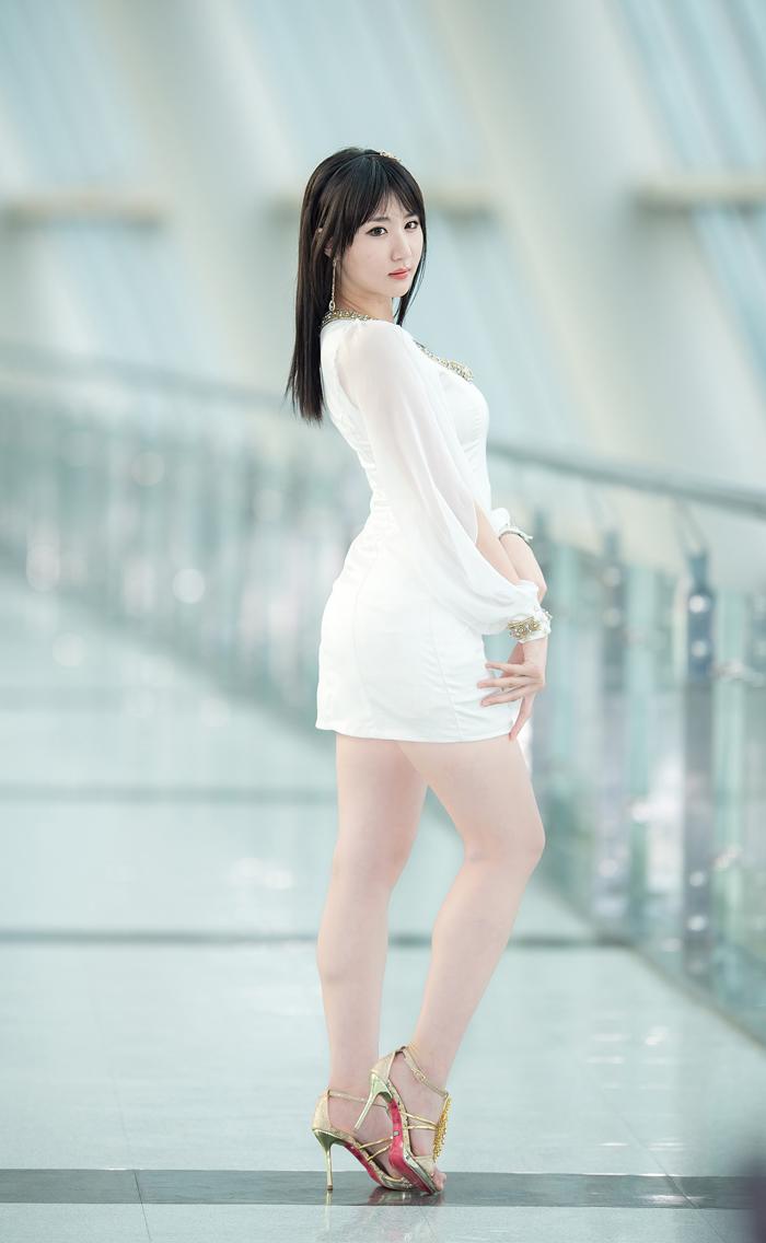 Showgirl G-star 2012: Yeon Da Bin - Ảnh 14