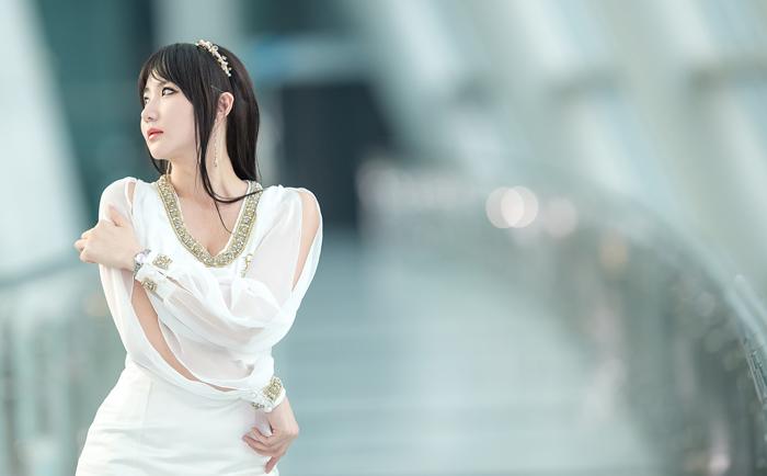 Showgirl G-star 2012: Yeon Da Bin - Ảnh 15