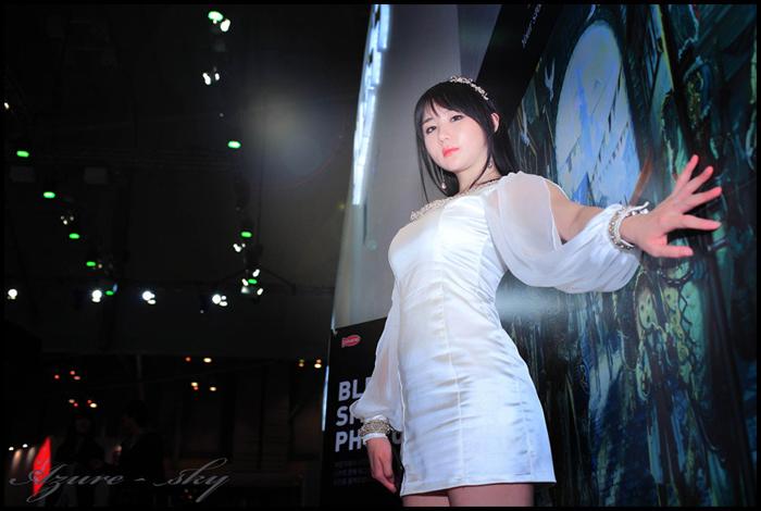 Showgirl G-star 2012: Yeon Da Bin - Ảnh 25