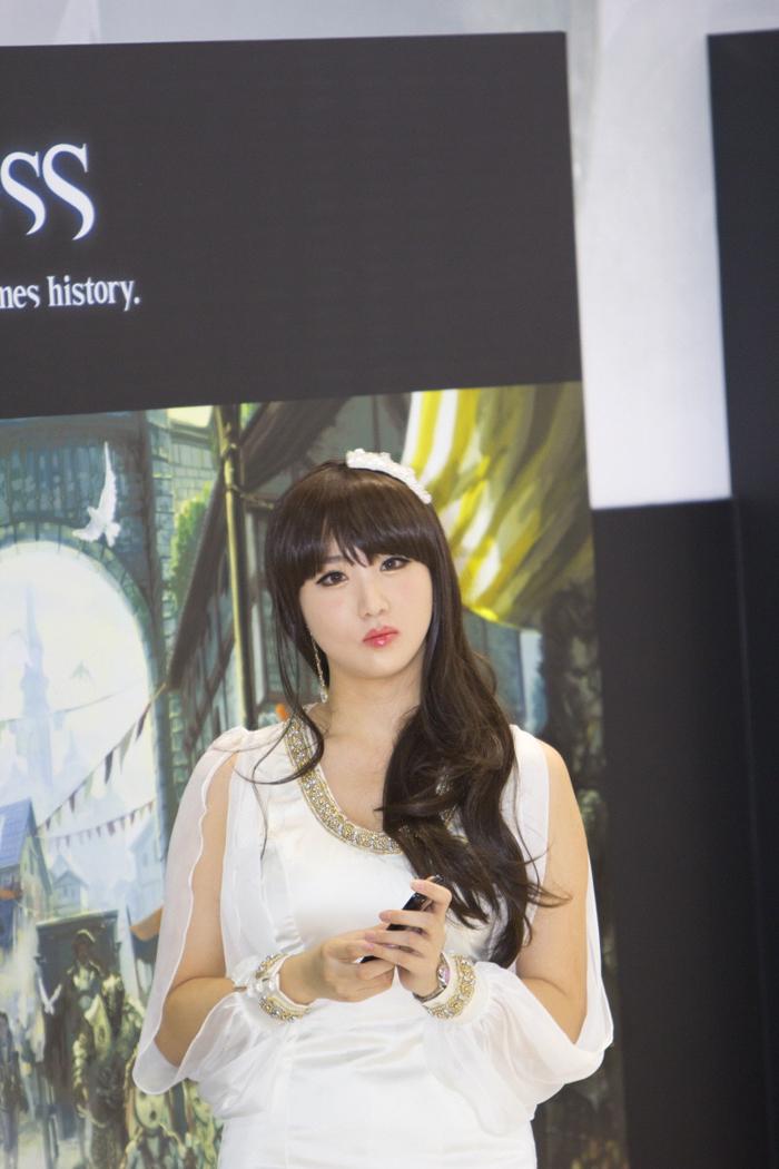Showgirl G-star 2012: Yeon Da Bin - Ảnh 26