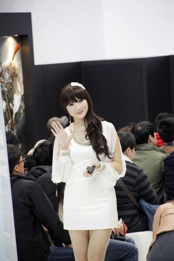 Showgirl G-star 2012: Yeon Da Bin - Ảnh 27