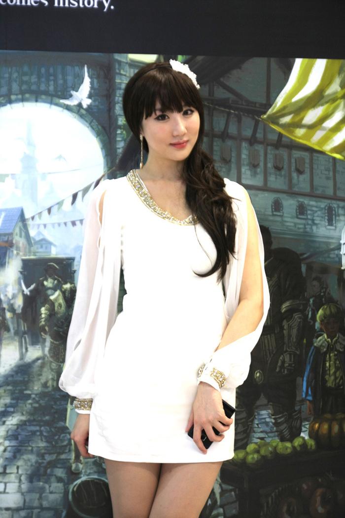 Showgirl G-star 2012: Yeon Da Bin - Ảnh 29