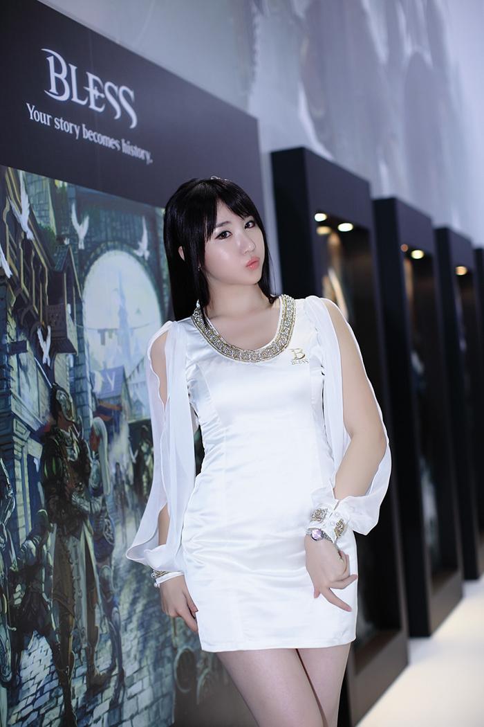 Showgirl G-star 2012: Yeon Da Bin - Ảnh 31