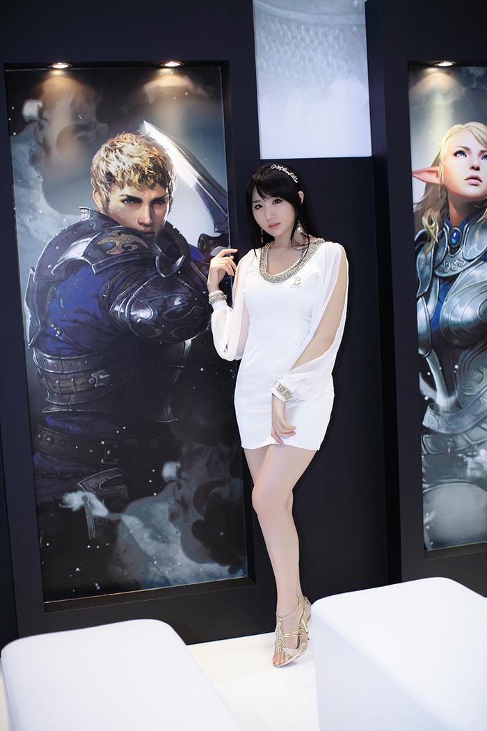 Showgirl G-star 2012: Yeon Da Bin - Ảnh 33