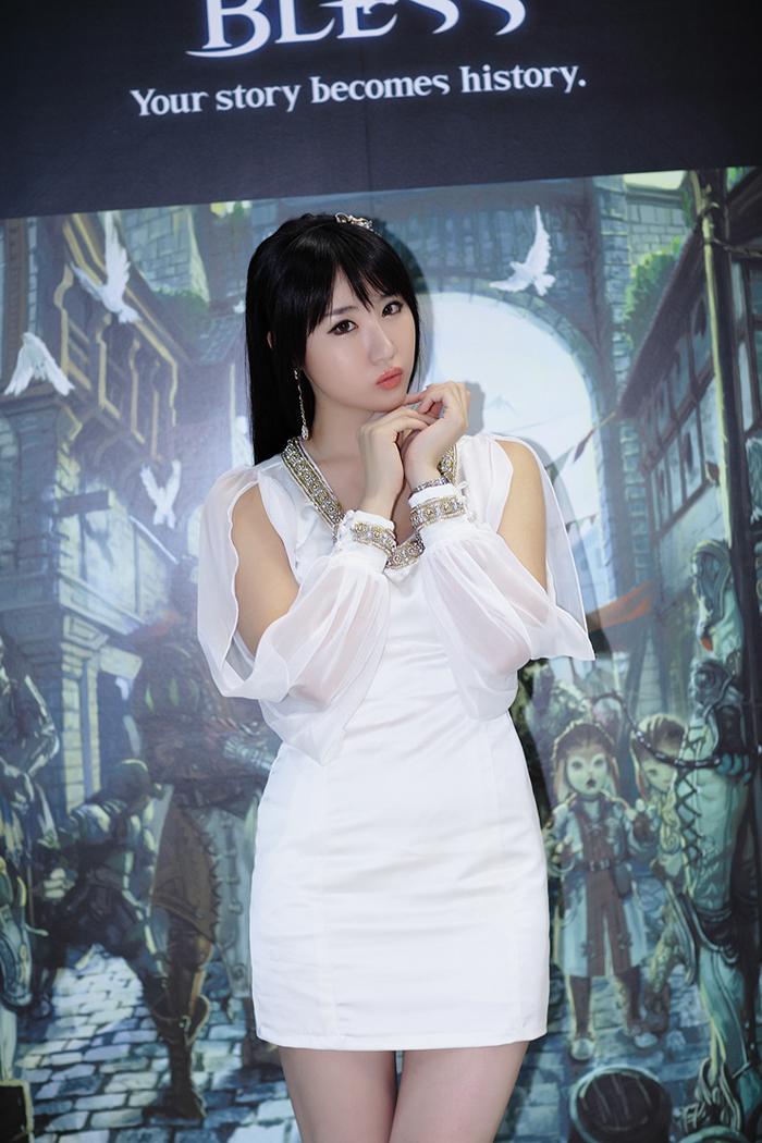 Showgirl G-star 2012: Yeon Da Bin - Ảnh 35