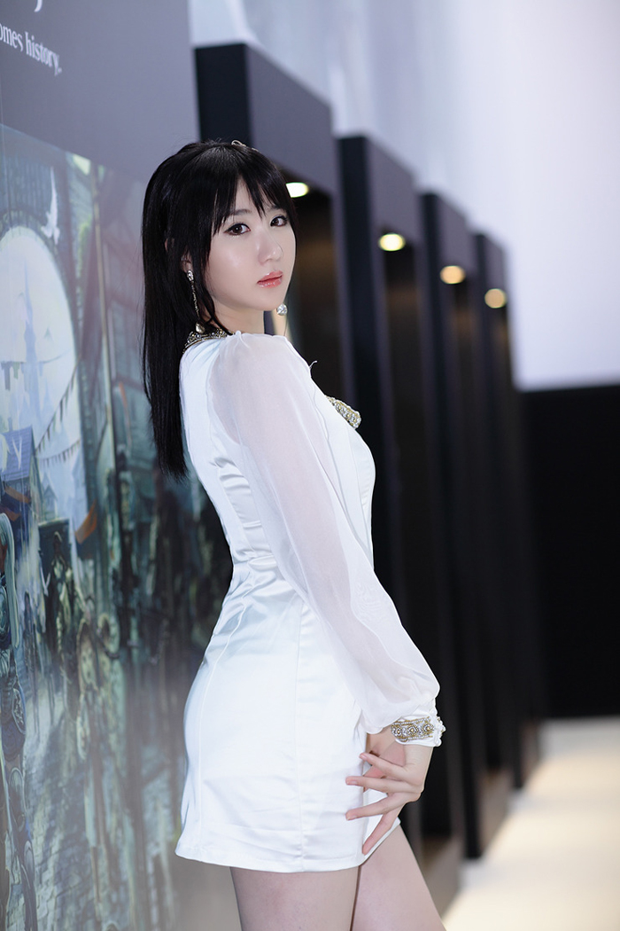 Showgirl G-star 2012: Yeon Da Bin - Ảnh 36