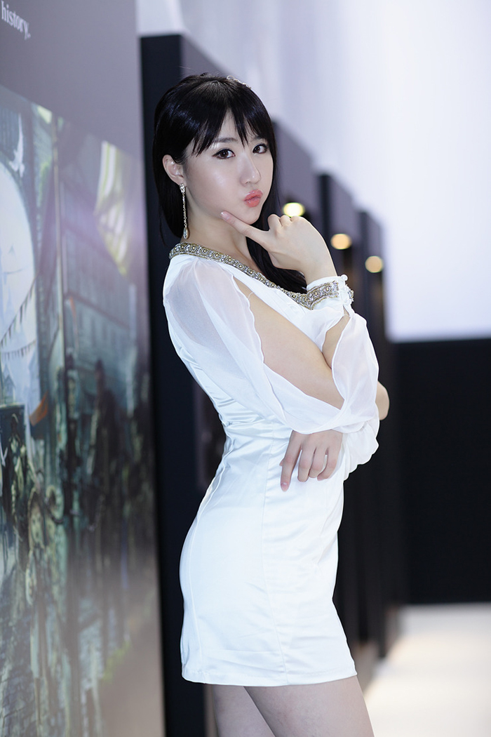 Showgirl G-star 2012: Yeon Da Bin - Ảnh 37
