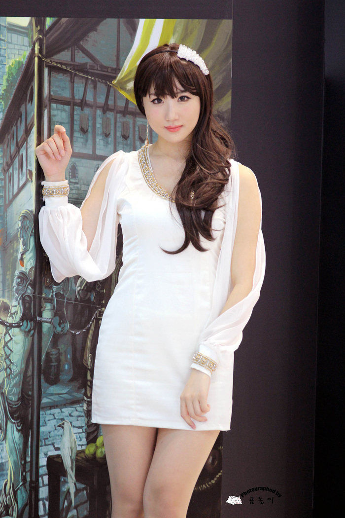 Showgirl G-star 2012: Yeon Da Bin - Ảnh 41