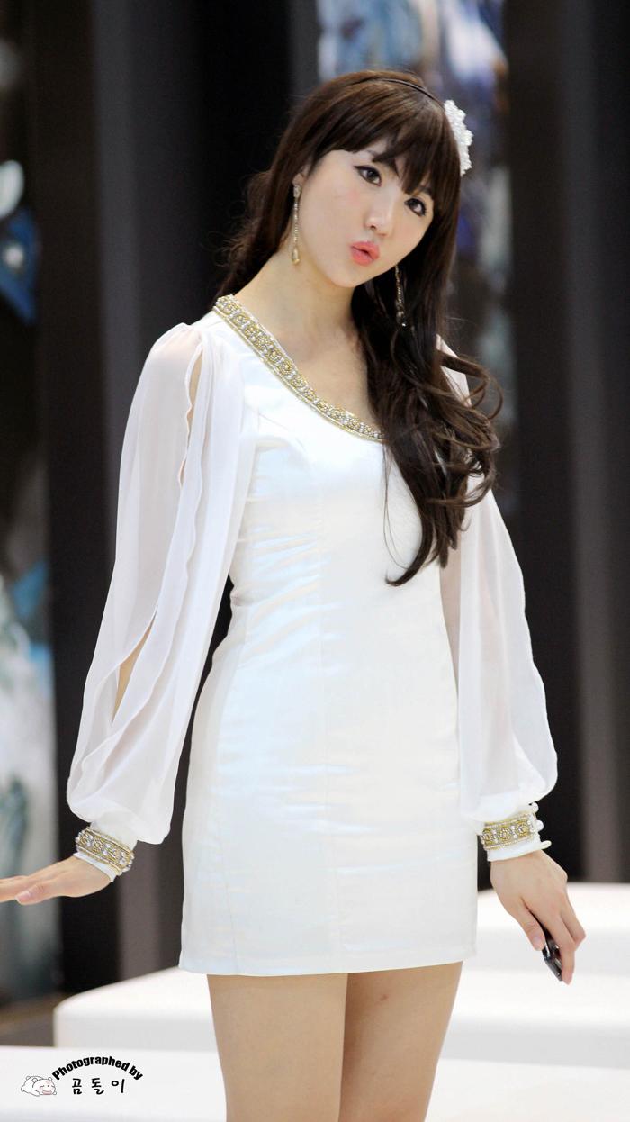 Showgirl G-star 2012: Yeon Da Bin - Ảnh 42