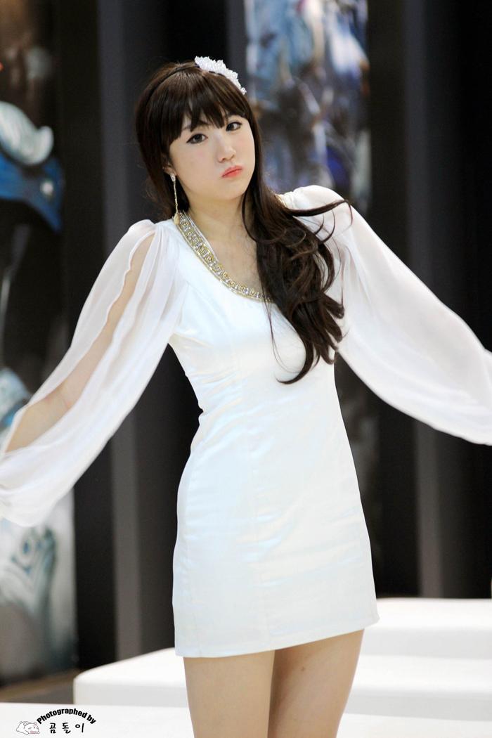 Showgirl G-star 2012: Yeon Da Bin - Ảnh 43