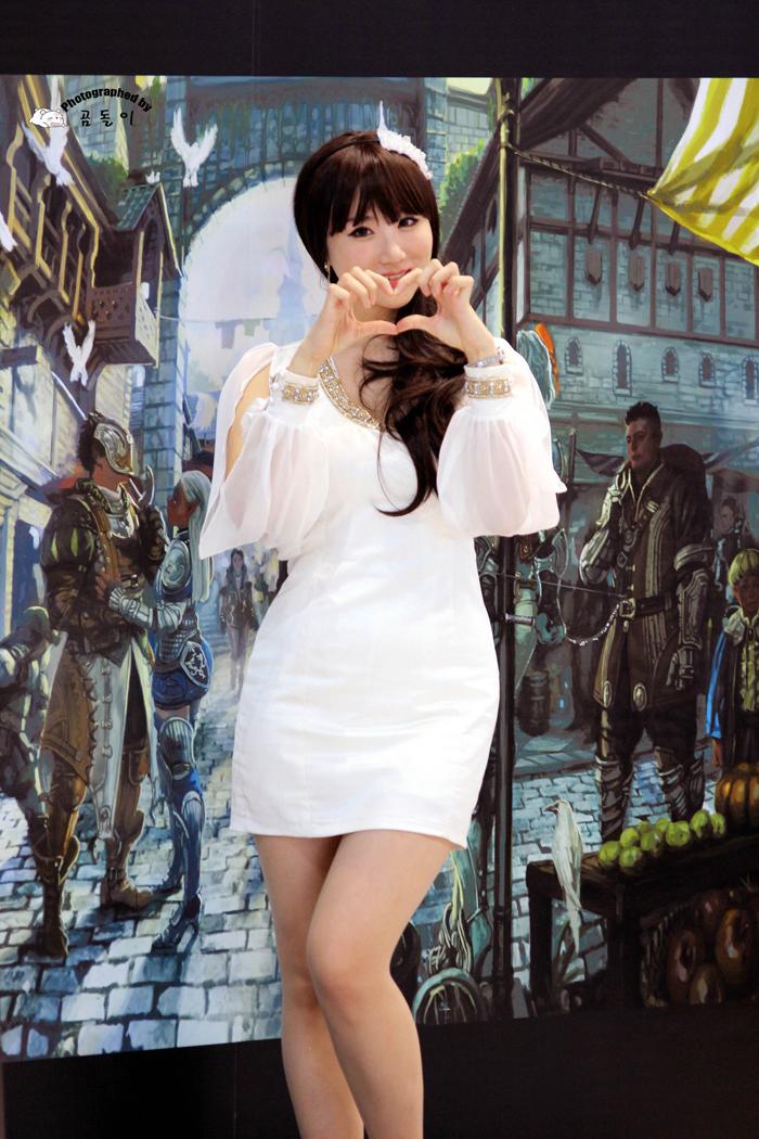 Showgirl G-star 2012: Yeon Da Bin - Ảnh 44