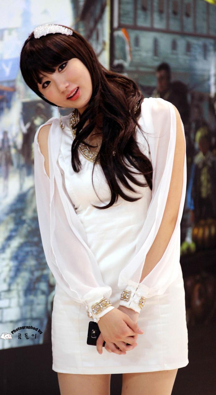 Showgirl G-star 2012: Yeon Da Bin - Ảnh 45
