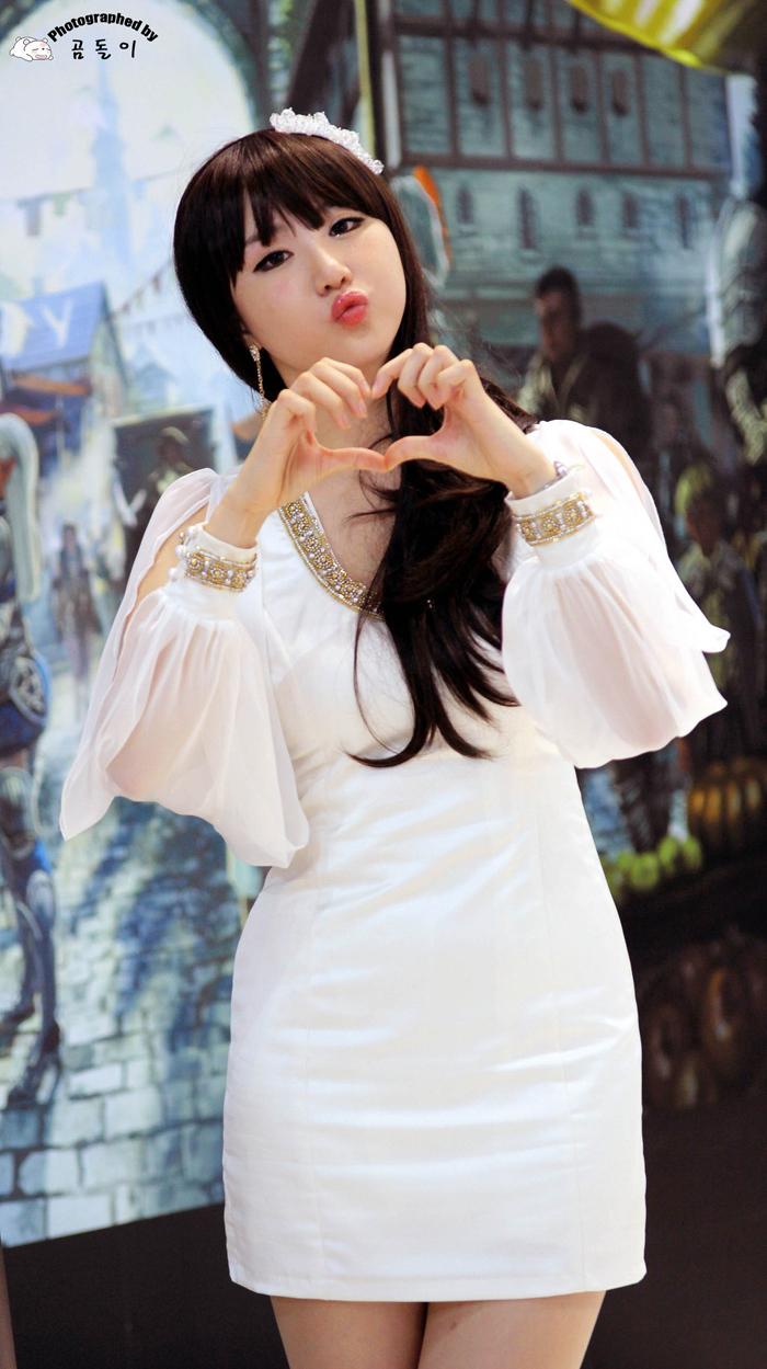Showgirl G-star 2012: Yeon Da Bin - Ảnh 47