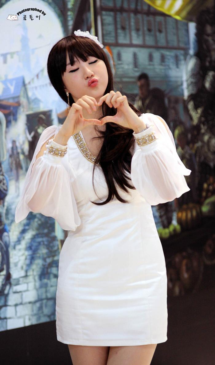Showgirl G-star 2012: Yeon Da Bin - Ảnh 48