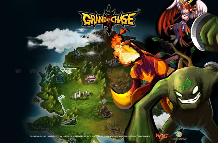 Hình nền tuyệt đẹp của MMORPG Grand Chase - Ảnh 3