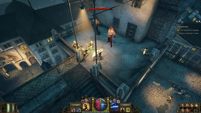The Incredible Adventures of Van Helsing đầy u ám - Ảnh 1