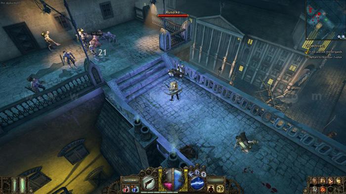 The Incredible Adventures of Van Helsing đầy u ám - Ảnh 3