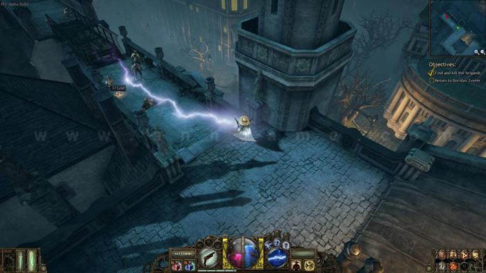 The Incredible Adventures of Van Helsing đầy u ám - Ảnh 4