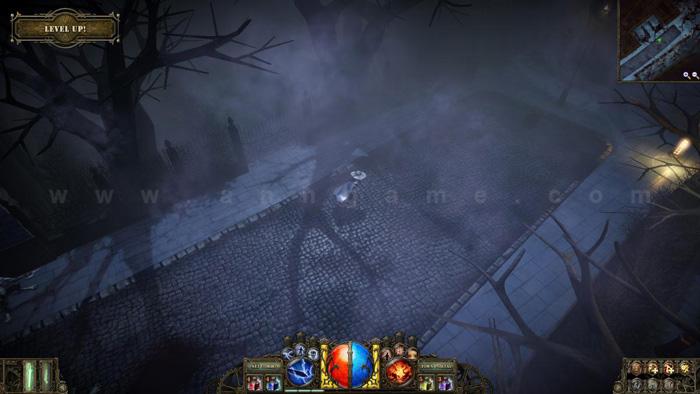 The Incredible Adventures of Van Helsing đầy u ám
