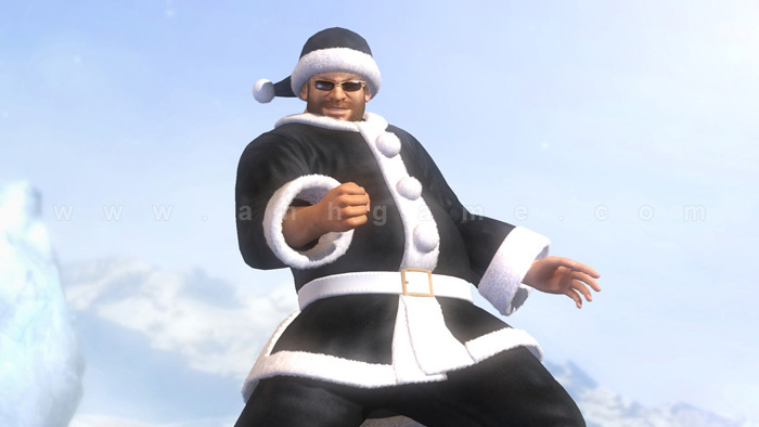 Ngắm trang phục Giáng sinh trong Dead Or Alive 5 - Ảnh 1