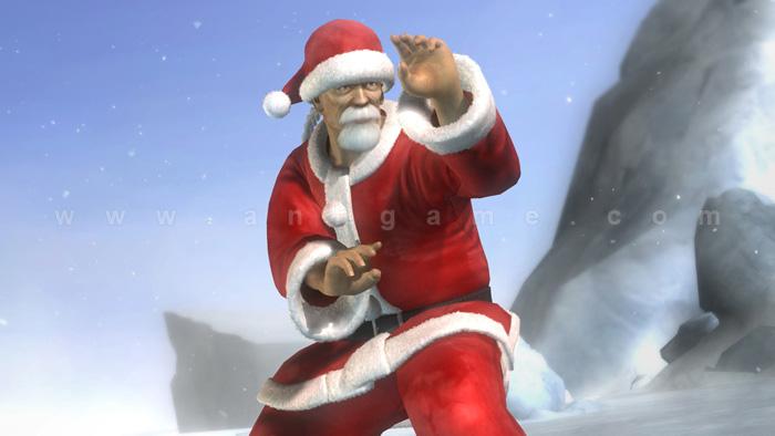 Ngắm trang phục Giáng sinh trong Dead Or Alive 5 - Ảnh 3