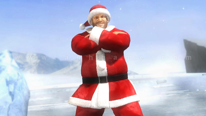 Ngắm trang phục Giáng sinh trong Dead Or Alive 5 - Ảnh 10