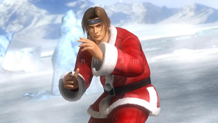 Ngắm trang phục Giáng sinh trong Dead Or Alive 5 - Ảnh 12
