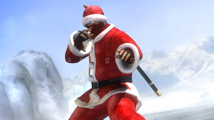 Ngắm trang phục Giáng sinh trong Dead Or Alive 5 - Ảnh 13