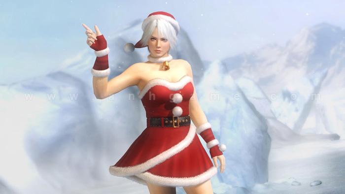 Ngắm trang phục Giáng sinh trong Dead Or Alive 5 - Ảnh 15