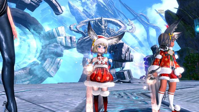 Blade & Soul: Ảnh đón Giáng sinh đáng yêu của tộc Lyn - Ảnh 6