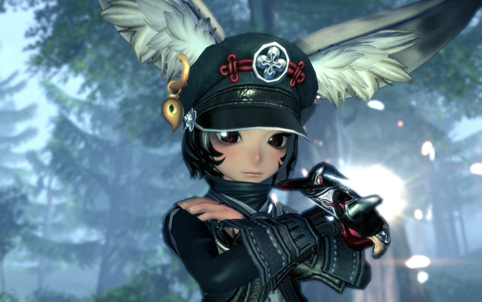 Blade & Soul: Bộ ảnh thời trang của một Force Master - Ảnh 8