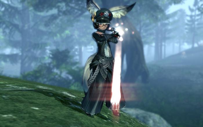Blade & Soul: Bộ ảnh thời trang của một Force Master - Ảnh 9