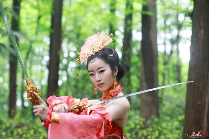 VLTK 3: Bộ ảnh cosplay Thất Tú Phường đẹp mê người - Ảnh 3