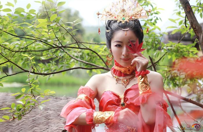 VLTK 3: Bộ ảnh cosplay Thất Tú Phường đẹp mê người