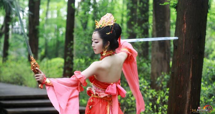 VLTK 3: Bộ ảnh cosplay Thất Tú Phường đẹp mê người - Ảnh 18