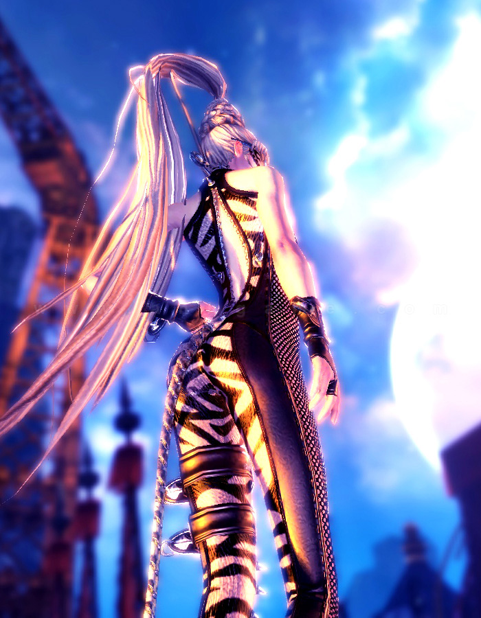 Bộ ảnh tuyệt đẹp của Blade Master trong Blade & Soul