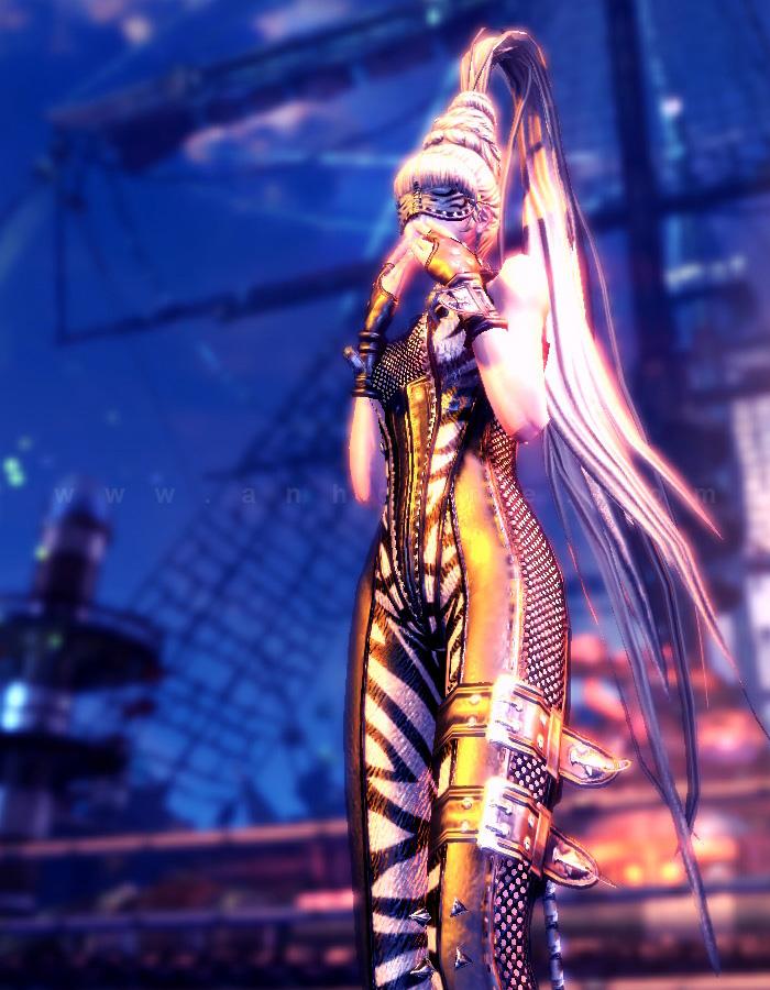 Bộ ảnh tuyệt đẹp của Blade Master trong Blade & Soul - Ảnh 9