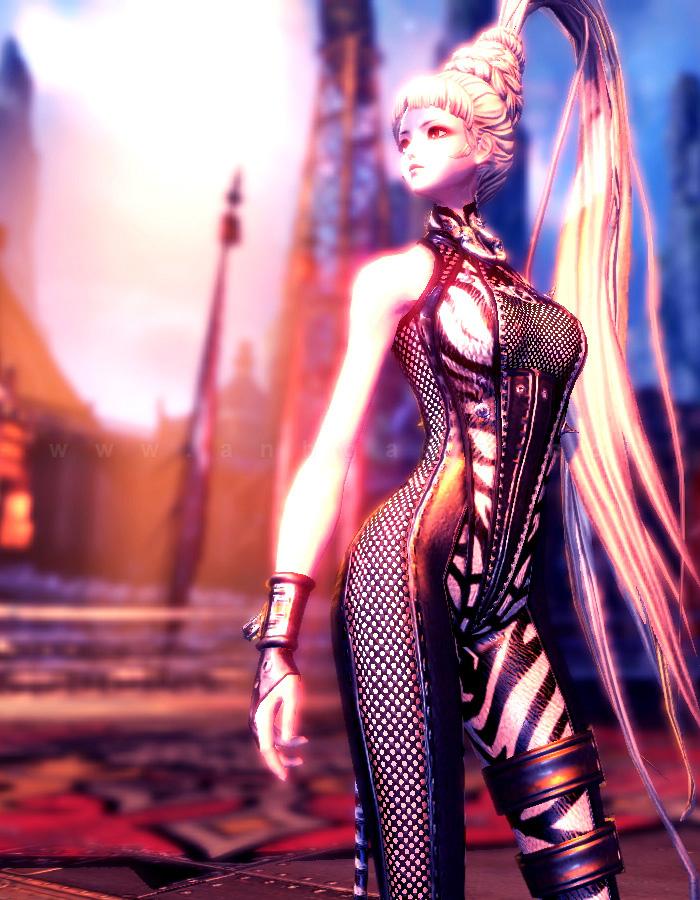 Bộ ảnh tuyệt đẹp của Blade Master trong Blade & Soul - Ảnh 14